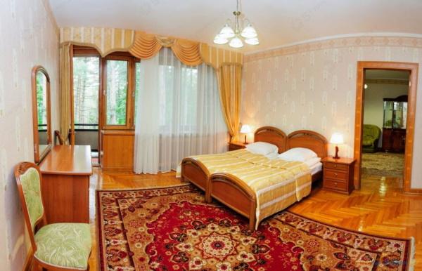 Санаторий «Нарзан», Кисловодск. Фото, цены, отзывы