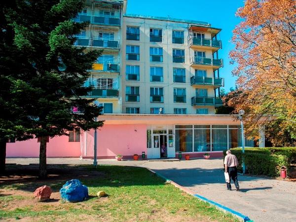 Санаторий «Пикет», Кисловодск. Фото, отзывы, цены