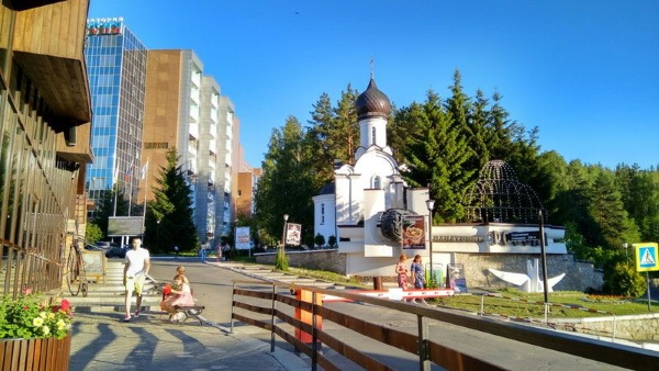 Санаторий «Россия 3*» в Белокурихе. Отзывы, фото, цены