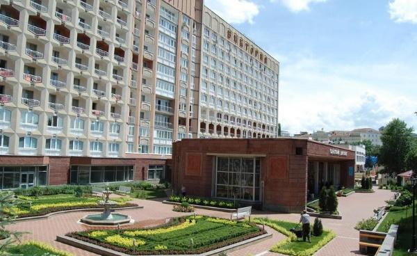 Санаторий «Виктория» в Кисловодске. Фото, цены, отзывы
