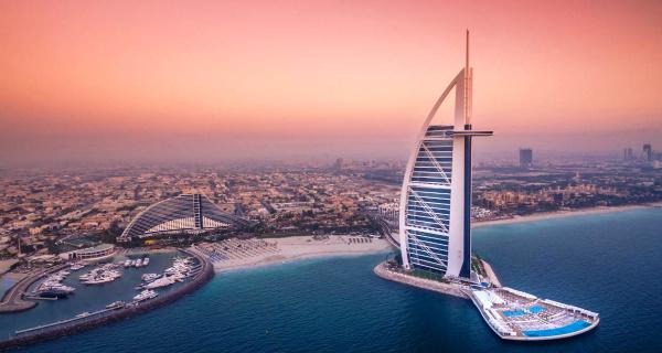 Курортный отель Burj Al Arab Jumeirah (ОАЭ Дубай)