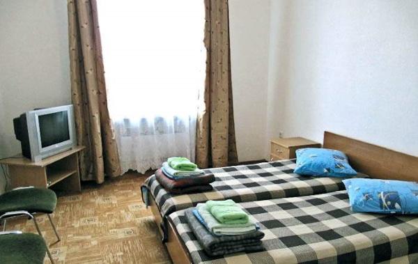 Пансионат «Солнечная долина» в Оленевке, Тарханкут, Крым. Фото, отзывы, цены