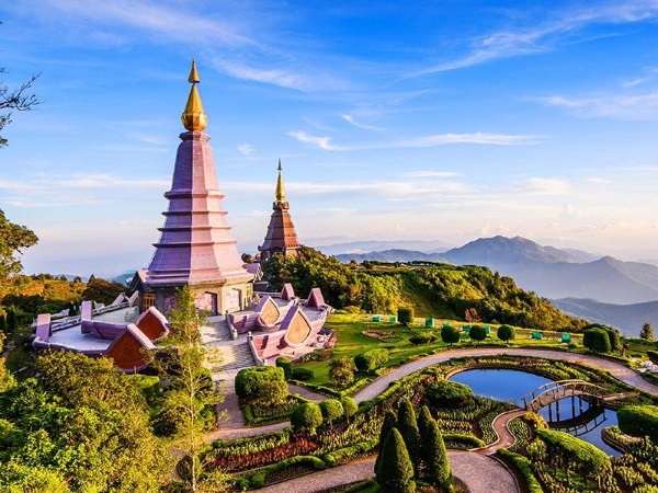 Таиланд. Где находится на карте мира, границы, провинции, города, фото и описание