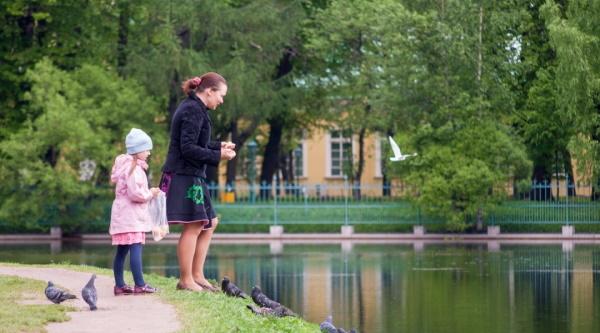 Таврический сад в Санкт-Петербурге. Фото, часы работы, цены, отзывы
