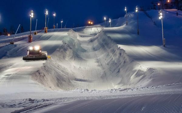 Горнолыжный курорт Вуокатти, Финляндия. Фото, цены, как добраться