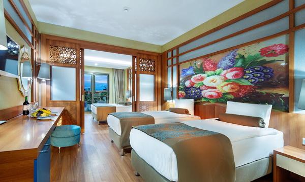 Alan Xafira Deluxe Resort & SPA 5* Анталья, Турция. Отзывы, фото отеля, цены
