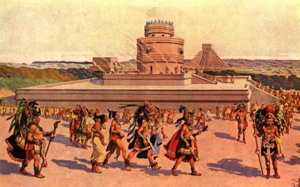 Древнейшие цивилизации мира. Список первых, где на карте, когда зародились