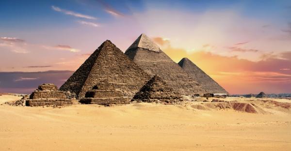 Достопримечательности древнего египта