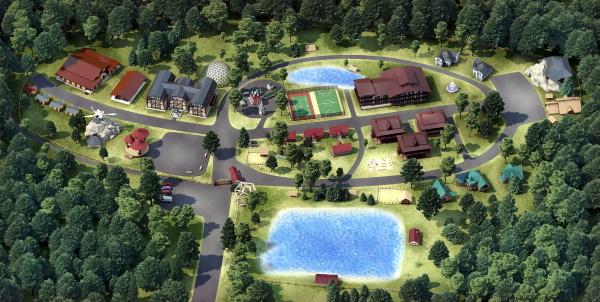 Парк-отель «Фестиваль», Рязань. Фото, цены, отзывы