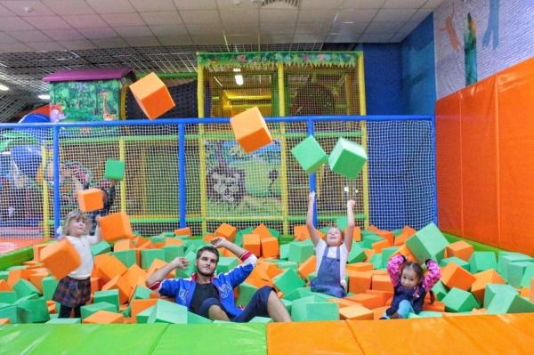 Fun Jump в Континенте, Санкт-Петербург. Фото, цены, отзывы, адрес, телефон