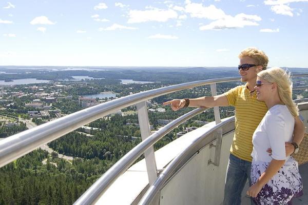 Куопио, Финляндия. Достопримечательности, фото и описание, карта, что посмотреть