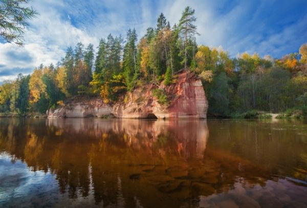 Латвия. Достопримечательности, города, интересные места. Фото и описание