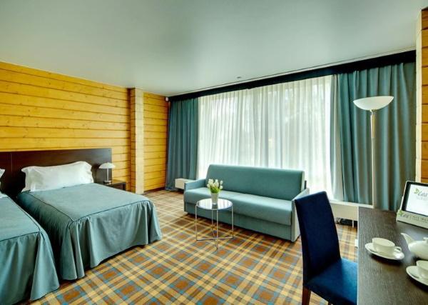 Лес Арт Резорт (Les Art Resort) отель в Подмосковье. Фото, цены, отзывы