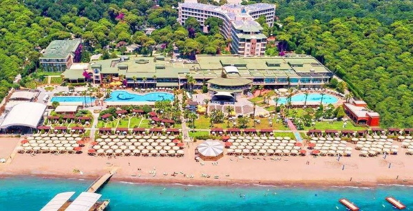 Maritim Pine Beach Resort 5*, Белек, Турция. Отзывы, фото, цены