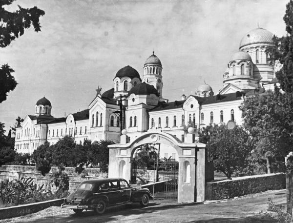 Ново-Афонский монастырь Симона Кананита, Абхазия. История, фото, святыни, расписание богослужений, экскурсии