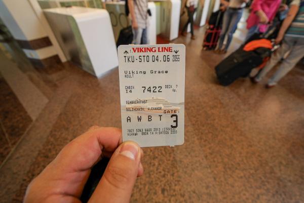 Паром из Хельсинки в Стокгольм Викинг Лайн. Как купить билет, в путь с машиной, отзывы