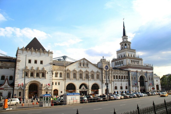 Площадь трех вокзалов в Москве. Как называются вокзалы, схема, история, фото