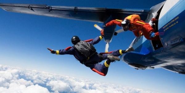 Прыжки с парашютом в Москве, Московской области. Цены с инструктором, площадки, адреса
