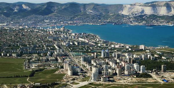 Реки, впадающие в Черное море на территории России, других стран