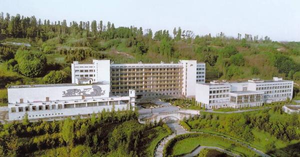 Санаторий Родник, Пятигорск. Фото, отзывы, цены