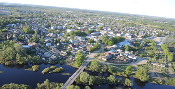Спас-Клепики, Рязанская область. Достопримечательности, фото, рыбалка, интересные места