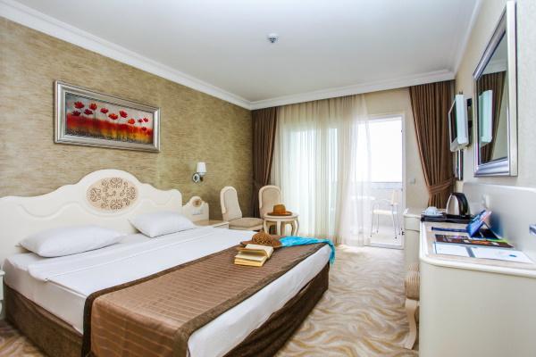 White Gold Hotel & SPA 5* Аланья, Турция. Отзывы, фото отеля, цены