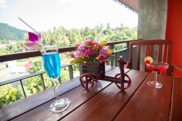 Baan Vanida Garden Resort 3* (Баан Ванида Гарден Резорт) Таиланд/Карон. Фото, цены