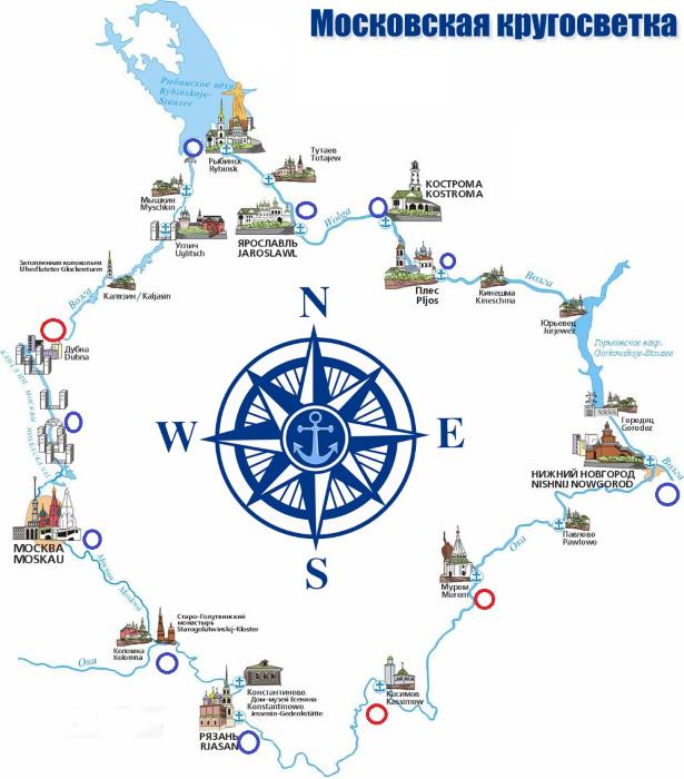 Речные круизы «Белый лебедь». Расписание на 2020 год, цены, отзывы