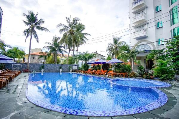 Brenta Phu Quoc Hotel 3*, Вьетнам. Отзывы, фото отеля, цены