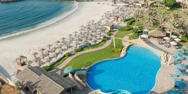 Coral Beach Resort Sharjah 4* ОАЭ, Шарджа. Отзывы, фото отеля, цены