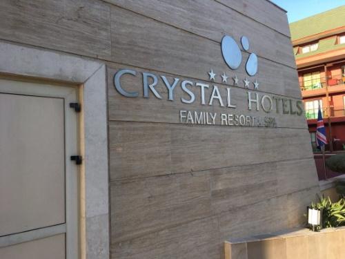Отель Crystal Family Resort & Spa (Кристал), Белек. Отзывы, фото, цены