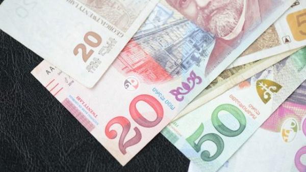 Деньги Грузии. Курс лари к рублю, с какими ехать, сколько брать, где менять, как снять с карты