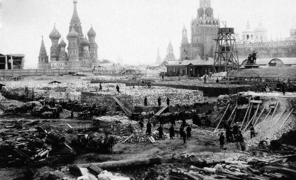 Красная площадь и Кремлевский дворец – главная достопримечательность России. История, фото, интересные факты