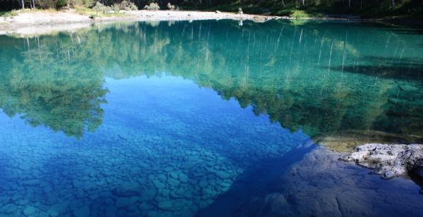 Голубые озера Горный Алтай: Глаза Катуни, Чемал, Аскат. Как доехать, фото