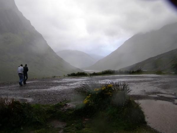 Горы Шотландии. Самые высокие, список, фото, названия, расположение на карте
