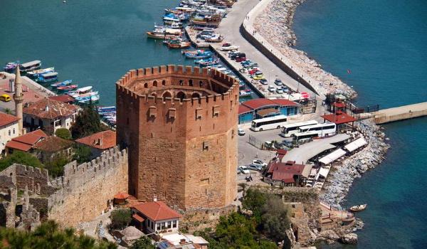 Kleopatra Arsi Hotel 4*, отель Аланья, Турция. Фото, цены, отзывы