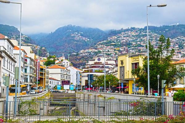 Мадейра, Португалия. Достопримечательности, фото и описание, карта региона
