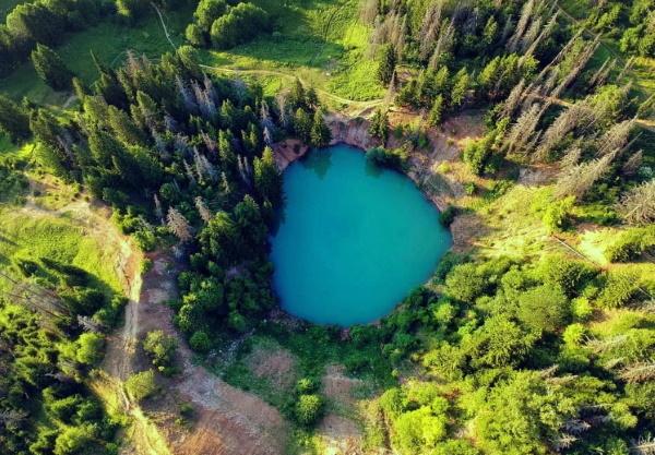 Озеро Морской глаз, Марий Эл. Фото, где на карте, легенда, как добраться