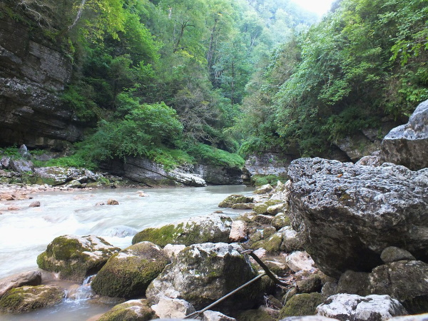 Природные достопримечательности Краснодарского края. Фото, описание