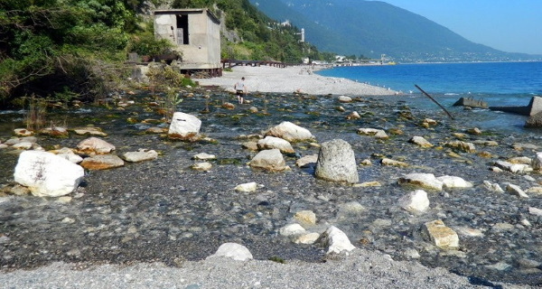 Самая маленькая река в мире. Топ-10, как называется, где находится. Фото