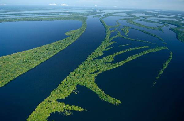 Самые маленькие реки в мире. Как называются, где находятся. Фото