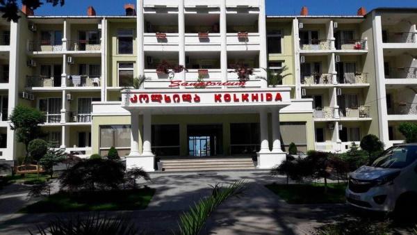 Лучшие санатории Грузии на море с лечением. Цены, отзывы