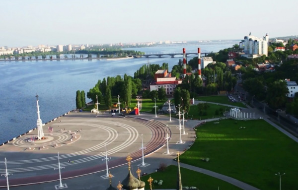 Санаторий Горького, Воронеж. Цена путевки, акции, фото
