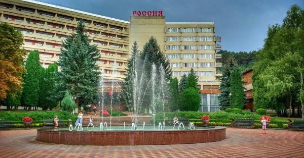 Санаторий «Россия» МВД Росгвардии, Кисловодск. Цены на 2020 год, фото, отзывы