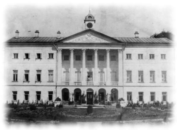 Усадьба Ивановское в Подольске. Фото, адрес, история, график работы