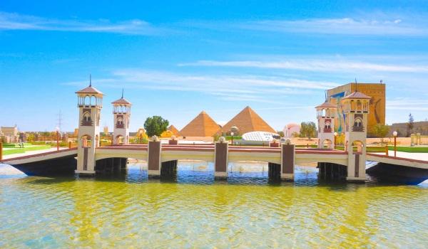 Alf Leila Wa Leila 4* (Альф Лейла Ва Лейла) Хургада/Египет. Отзывы, фото, цены