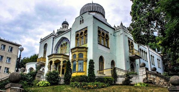 Дворец эмира Бухарского, Железноводск. История, фото, адрес