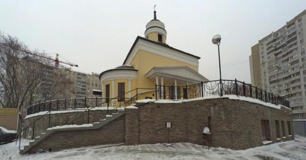 Храм Иннокентия в Бескудниково. Расписание богослужений, фото
