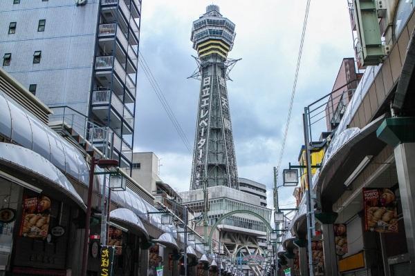 Осака. Достопримечательности, фото, описание, карта, отзывы