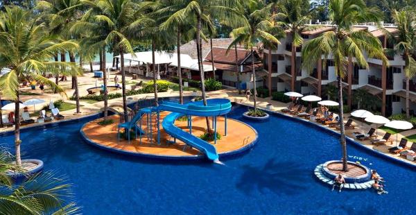 Sunwing Bangtao Beach 4* (Санвинг Бангтао Бич) Таиланд/Пхукет. Отзывы, фото, цены
